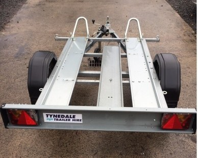 Motorcycle Trailer Hire Hexham Tynedale Trailer Hire